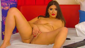 RebeccaBlussh Girl With Dazzlingly Huge Tits
