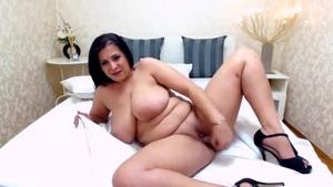 NorahReve Enormous Tits Bouncing
